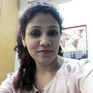 Ms. Anudnya Kalgutkar Irani
