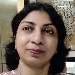 Ms. Basabi Ray Mukherjee
