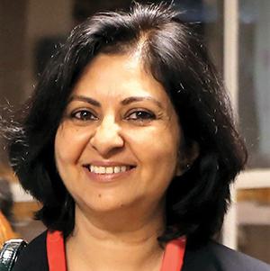 Ms. Kanchi Khanna