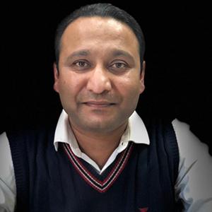 Mr. Manav Mahajan
