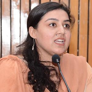 Ms. Nabia Siddiqua Fatima