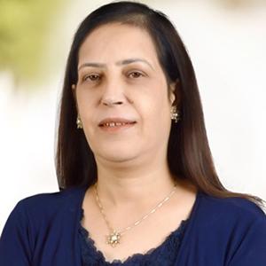 Ms. Raminder Mac